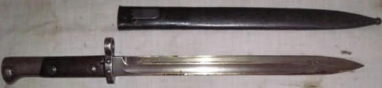 Штык-нож VZ–33
