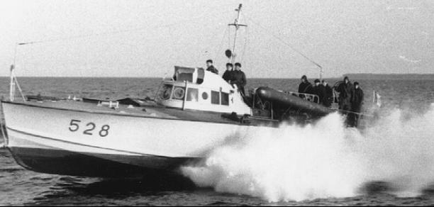 Торпедный катер типа «Jyske» / MAS-528