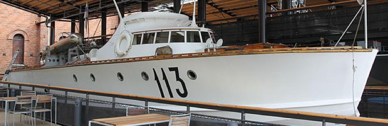 Торпедный катер «Tyrsky» (Т-3)