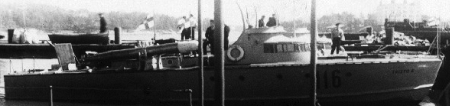Торпедный катер «Tuuil» (T-6)