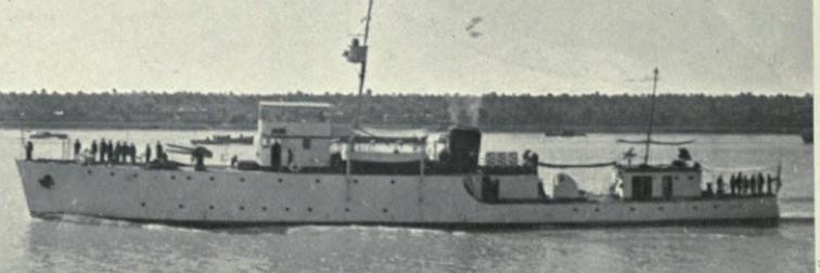 Патрульный корабль  «Chahbaaz» (Hira)