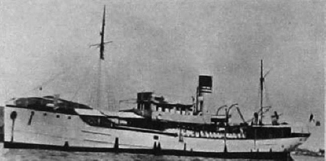 Патрульный корабль «Acapulco»
