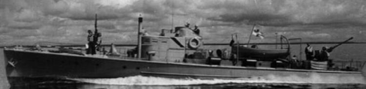 Сторожевой катер «VMV-17»