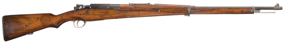 Винтовка Mauser Туре 66