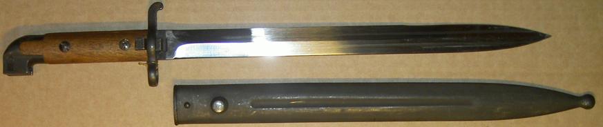 Штык-нож М-1914