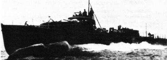 Торпедный катер «№14»