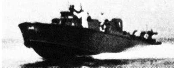 Торпедный катер типа «В»