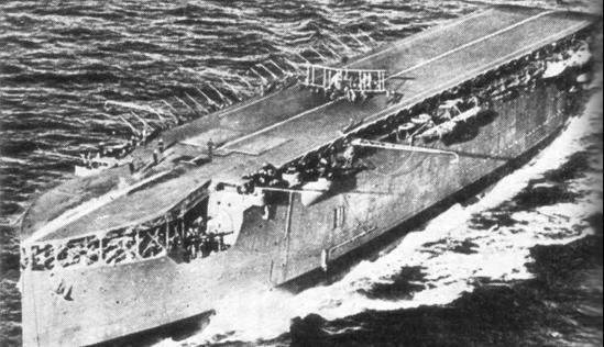 Авианосец «Argus»