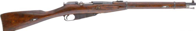 Карабин Мосина образца 1891/1907 г