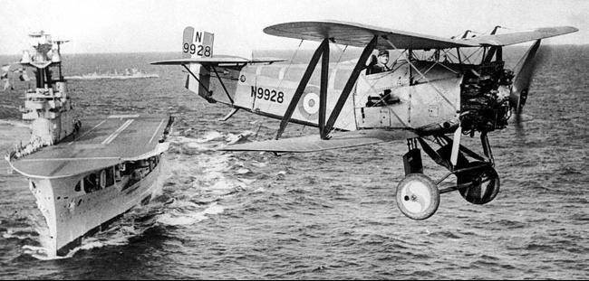 Авианосец «Eagle»