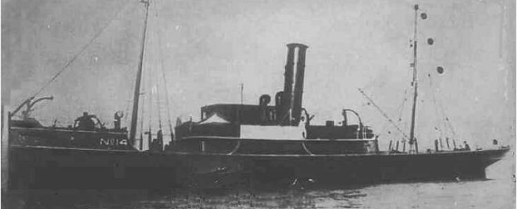 Патрульный корабль V-722 «Pilote 13» (Р-13)