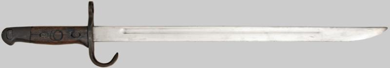 Учебный штык-нож Type 30