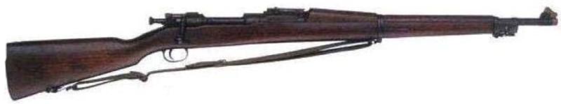 Винтовка M-1903А1 Springfield