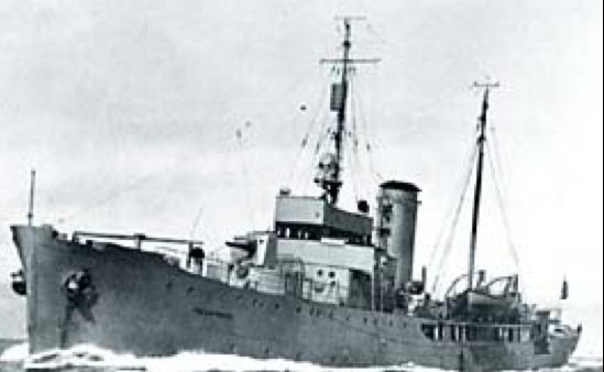 Патрульный корабль «Fridtjof Nansen»