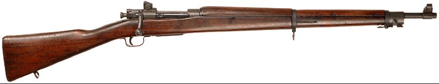 Винтовка M1903A3 выпуска Remington