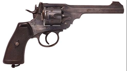 Револьвер  Webley Mk-VI