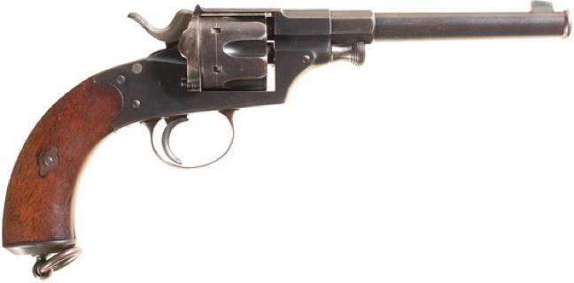 Револьвер M1879 (кавалерийский)