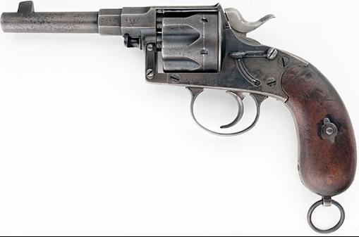 Револьвер М1883 (пехотный)
