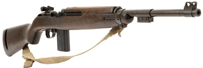 Карабин Winchester Carbine М-1