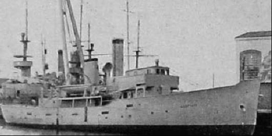 Патрульный корабль «Löwe» (Senja)