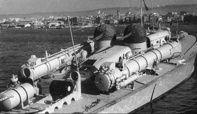 Торпедный катер №4 (ТМ-52»/S-201/ ТК-961)