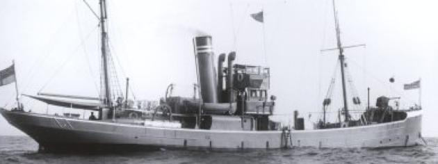 Патрульный корабль «Uad Kert» (Rother)