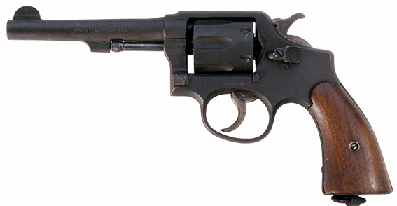Револьвер Smith & Wesson Victory Model