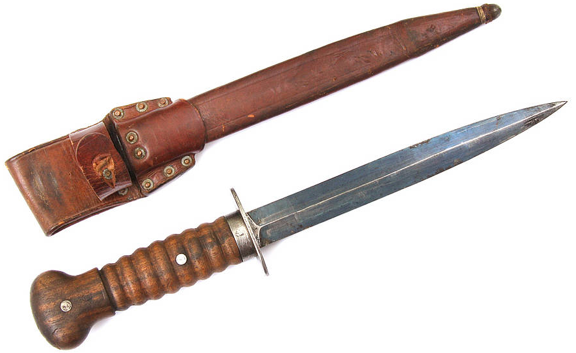 Штурмовой нож обр.1917 г.