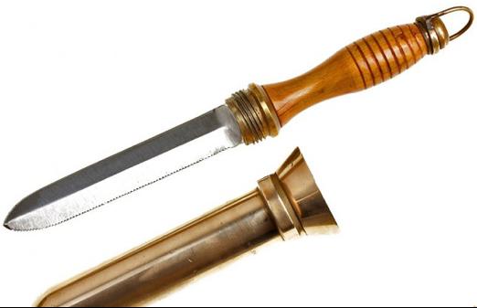 Нож водолазный (Мk V Dive Knife)