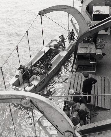 Пехотно-десантный катер «LCA-1069»