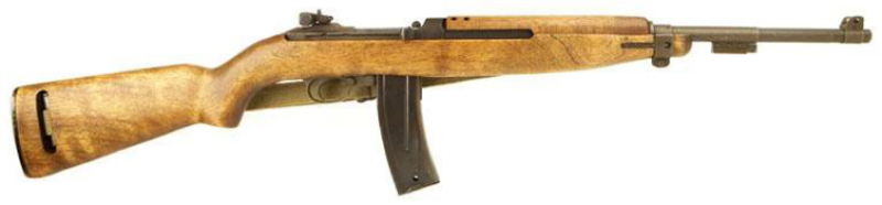 Карабин М-2 Carbine с магазином на 30 патронов