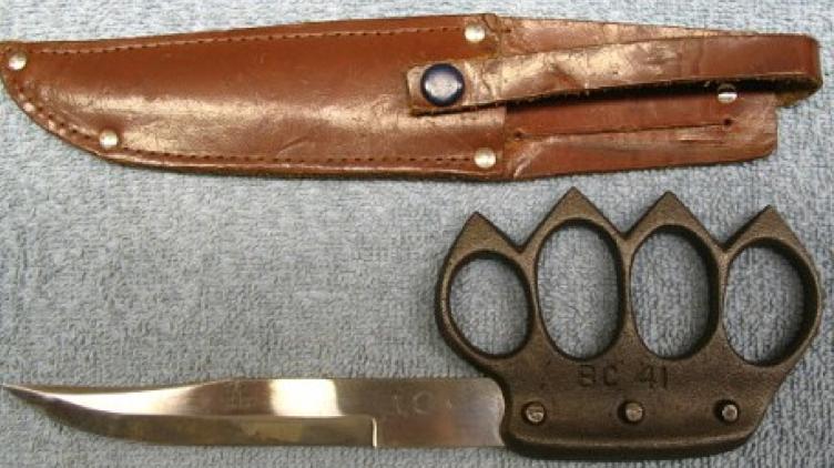 Нож-кастет BC-41