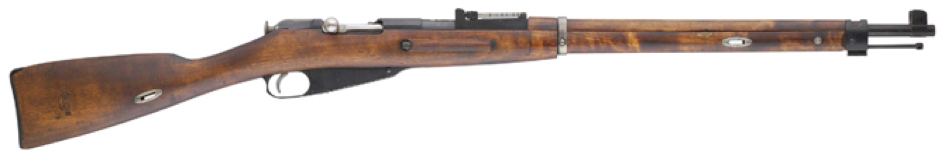 Винтовка M-28/30 (Suojeluskuntain Pystykorva)
