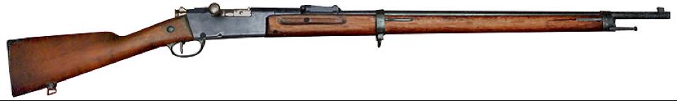 Винтовка Lebel M-1886 (MLE 1886 M-93)
