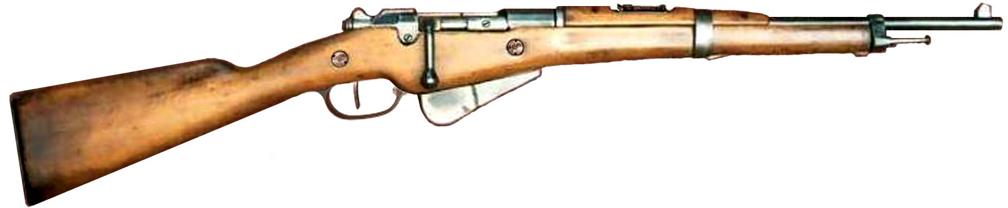 Карабин Berthier Mle 1892 M16