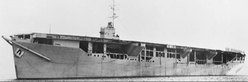 Авианосец-танкер МАС «Alexia»
