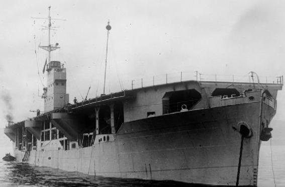 Авианосец-танкер МАС «Rapana»