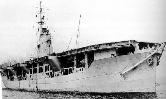 Авианосец-танкер «Amastra»