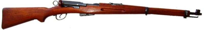 Укороченная винтовка Schmidt-Rubin 1911 Carbine (K-11)