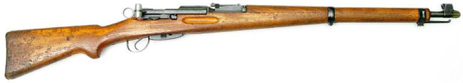 Винтовка Schmidt-Rubin 1931 (K-31)