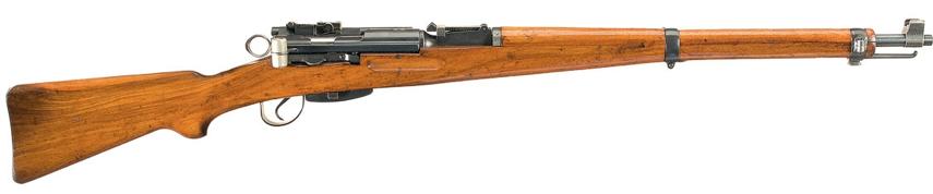 Снайперская винтовка Schmidt-Rubin K-31/42
