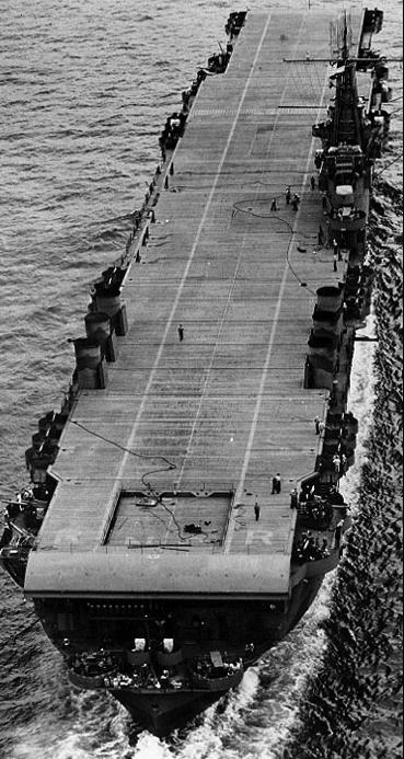 Авианосец «Ranger» (CV-4)