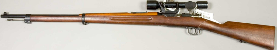 Снайперская винтовка m/1941