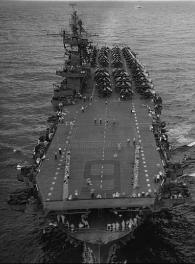 Авианосец «Enterprise» (CV-6)
