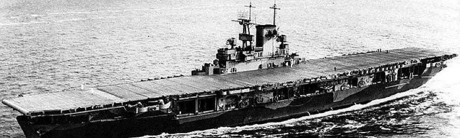 Авианосец «Wasp» (CV-7)