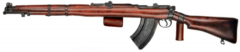 Автомат Rieder Automatic Rifle