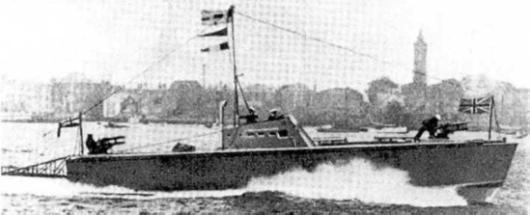 Торпедный катер «МТВ-1»