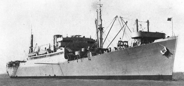 Пехотно-десантный транспорт «Fuller» (APA-7)