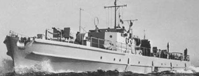 Катер-тральщик «Castor» (ex-«R-138»)