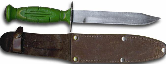 Нож НР-43 (Вишня)